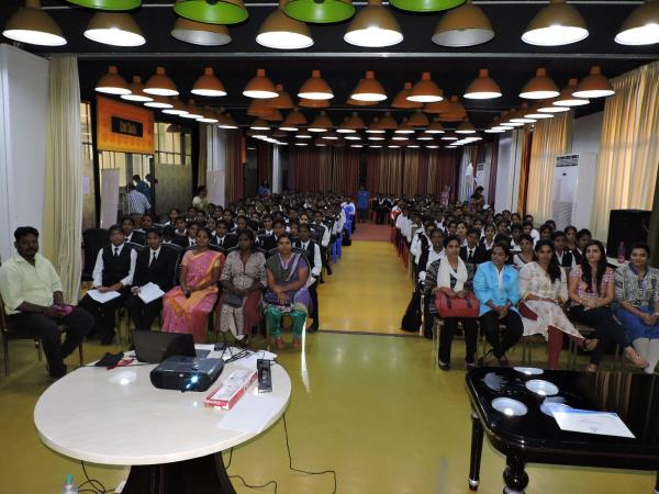 Best Hotel Management College in Tamilnadu  Chennais Amirta is the best hotel management Institute to conduct several motivational program for students in Tamilnadu. Here Rexona Confidence Academy has conducted A Motivational program especi - by Chennais Amirta - Best Hotel Management Institute, chennai
