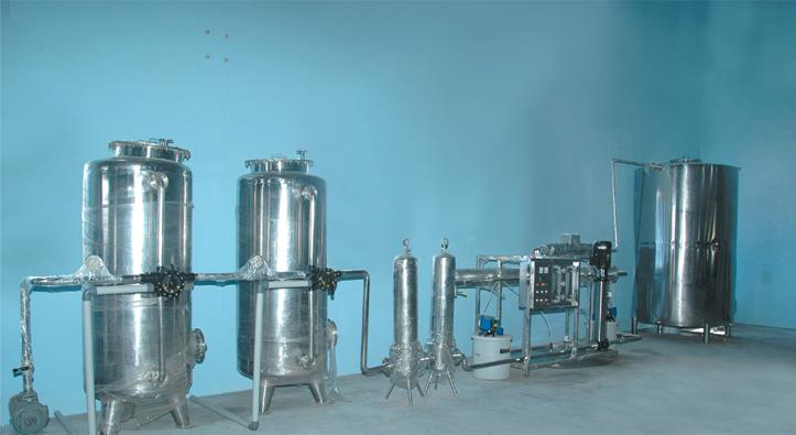 We are Mineral water plant manufacturers in Dharmapuri - by PUROFLO PLASTO TECH INDUSTRIES, Chennai