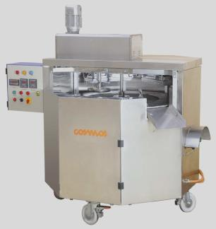 Manufacturer of Chappati Machine in Andheri  The ultimate invention in the sector of food service equipment is the automatic chapatti maker or a chapatti conveyor. It aids in bulk production of chapattis with ease while maintaining hygiene. - by Ambica Sales & Services, Mumbai Suburban