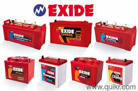 exide car battery dealer bangalore   exide car battery dealer/exide ups battery deale/exide havy duty battery - by Power Solution For Battery's, Bengaluru