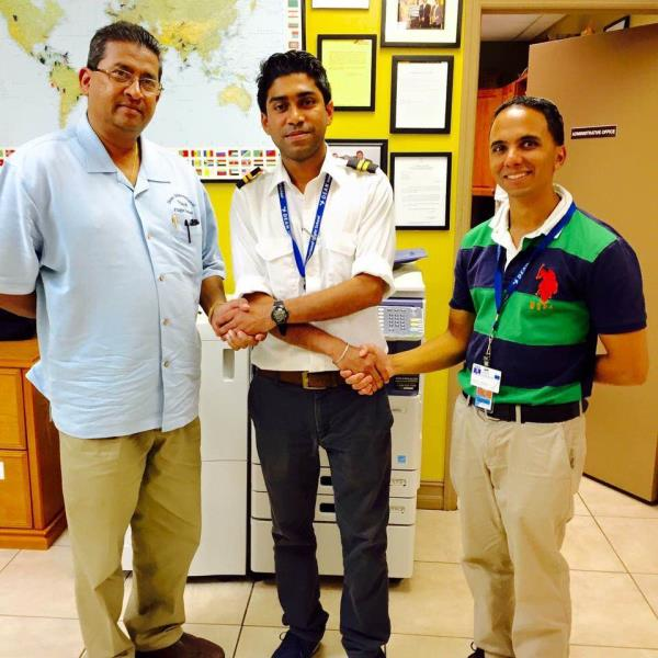 Pilot Training in India  Congratulations Dipon Bhowmick for completion of FAA IR at Dean International in Miami  More details at www.stareducare.com - by Star Educare - Flight Training Academy, New Delhi
