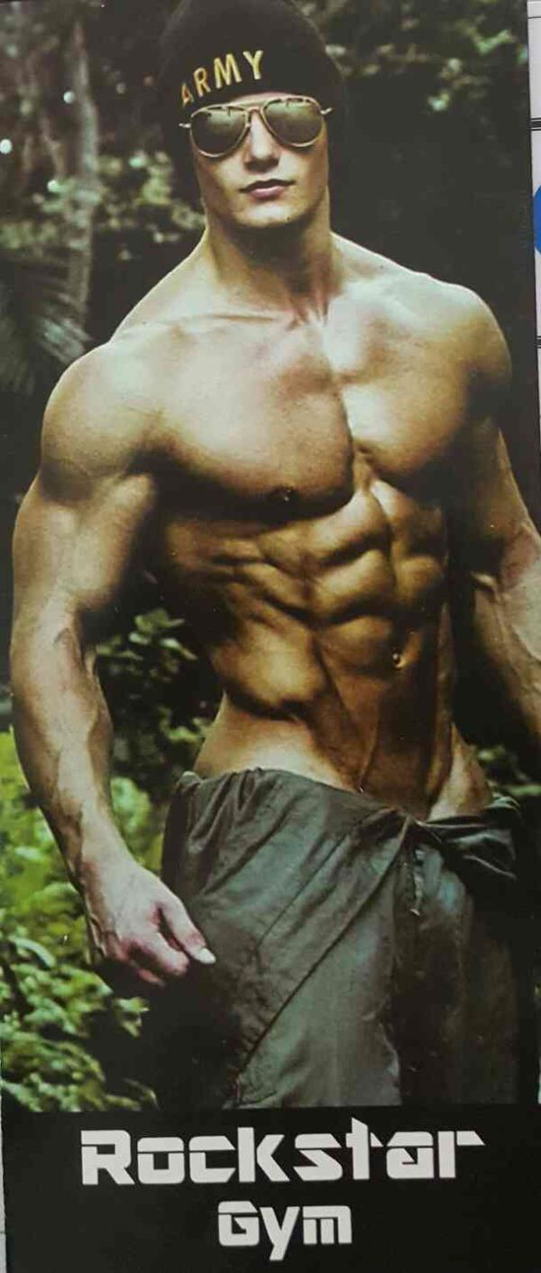 ARE YOU LOOKING FOR PERFECT BODY FITNESS CENTER IN AHMEDABAD???  Do not think..  just come to us  Contact Mr. Parth - Owner and Trainer @ Rockstar Gym Maninagar  Call me on +91-9374136048 - by Rockstar Gym, Ahmedabad