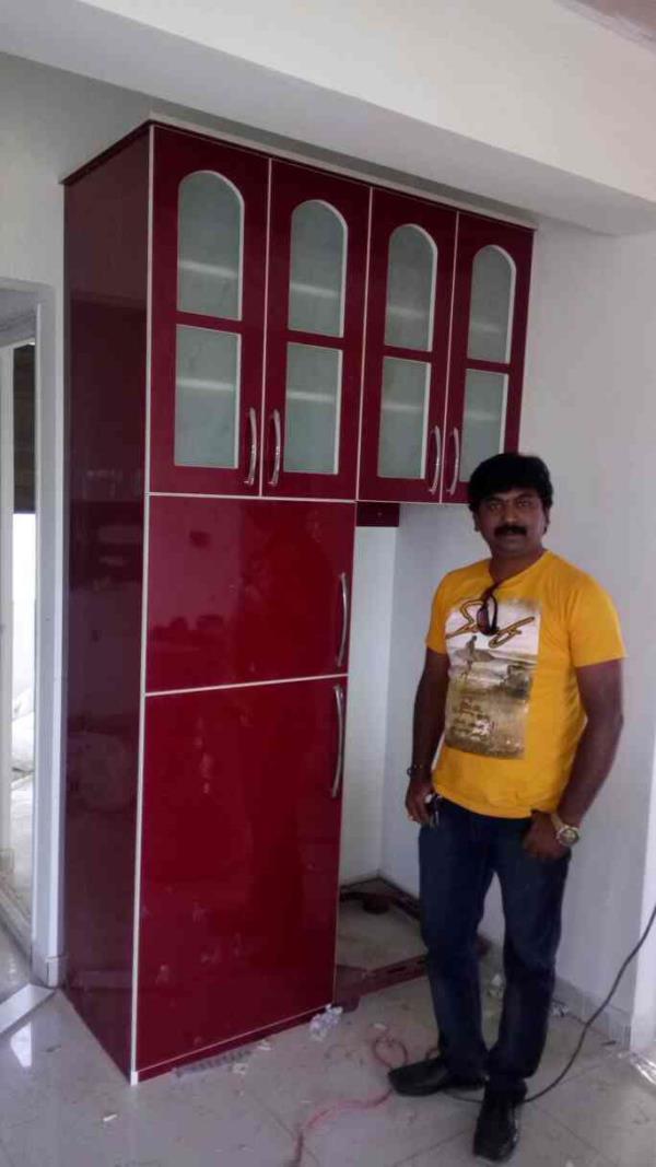 economical interior work in vidyaranyapura. fully custamise to suit ur budget.having our own factory setup - by GRAN DESIGNS, Bengaluru