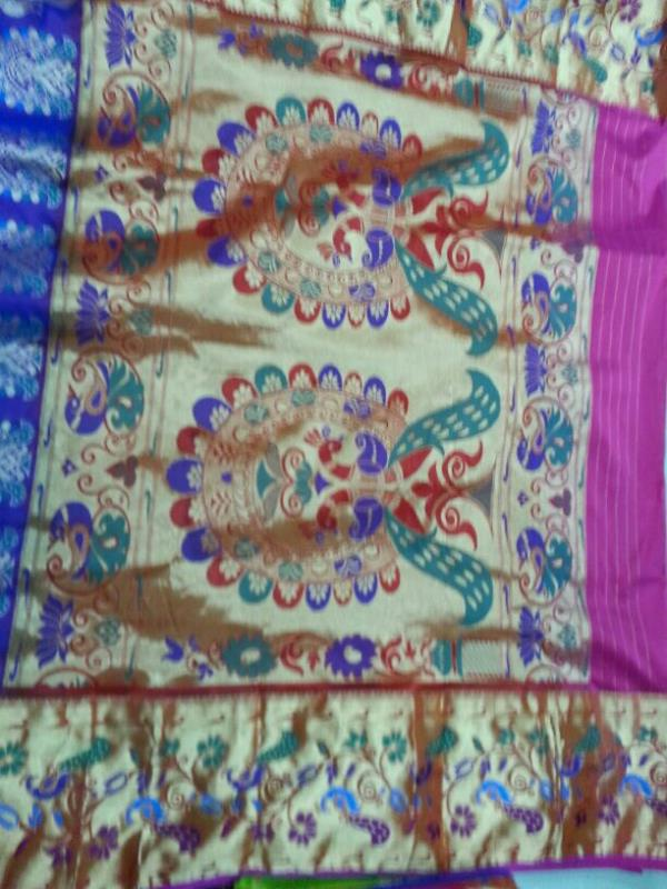 Hand pathhni saree rehhpellu - by Sagar Handicraft, Rajkot