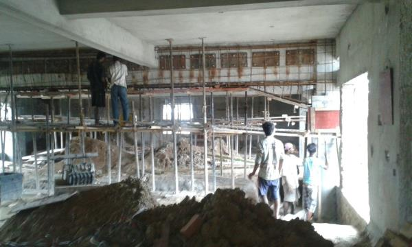 STRUCTURAL STRENGTHENING CONTRACTORS IN KOLKATA This is.structural strengthening job at columns & beams at Indo Tibetan Border Police Building at Rangamati, Tezpur, Assam.  - by Conquest Project Pvt. Ltd, Kolkata