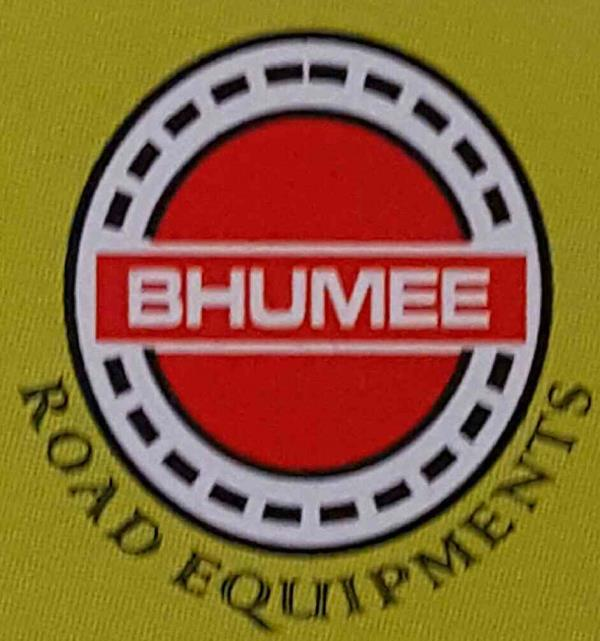 Our Logo, Our Brand!! :)  Name is Enough - BHUMEE ROAD EQUIPMENTS AHMEDABAD  Welcome to our company. We are happy to serve new customers at India level. We are the best manufacturer of all kind of Road Construction Equipment. We are located - by Bhumee Road Equipments, Ahmedabad
