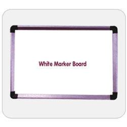 We offer an exclusive range of White Display Boards in Karimngar.  which used as a presentation aid. These are the best to be used in conference rooms. These do not require chalk to write and is thereby one of the cleanest method. Our range - by Esquire Display Boards, Hyderabad