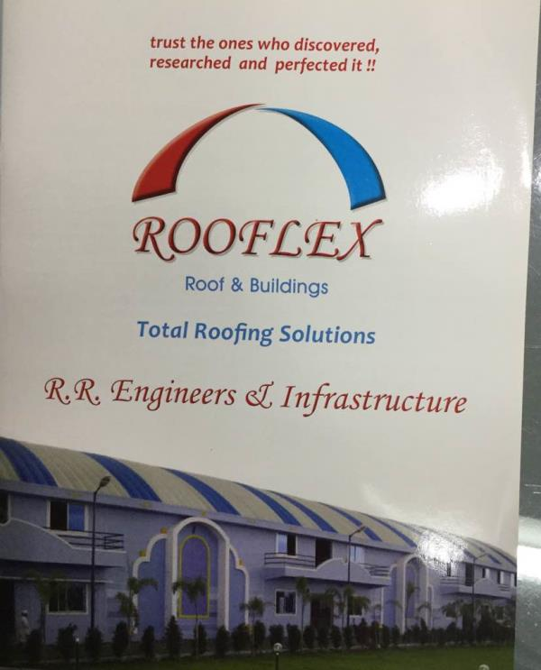RR engineers and infrastructure is manufacturer and fabricator of self supported roofing system in Ahmedabad - by R. R. Engineers And Infrastructure, Ahmedabad