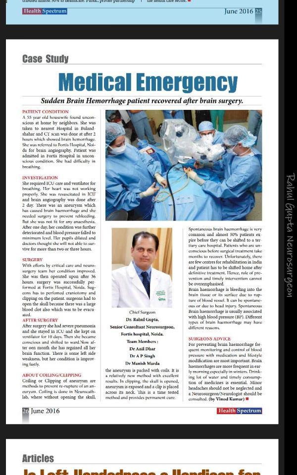 nest neurosurgeon in noida sec 63 - by Indian Neuro Spine  Care, Noida