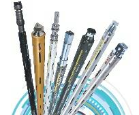 Multi Bladder Shift  The Multi Bladder Shaft is made of Aluminum Extrusion with steel journals Tight -fitted for High Torque capability.  We are located in Vadodara, Gujarat.  We are a leading supplier of Multi Bladder Shift in Gandhinagar - by Resource Engimech India Pvt Ltd, Vadodara