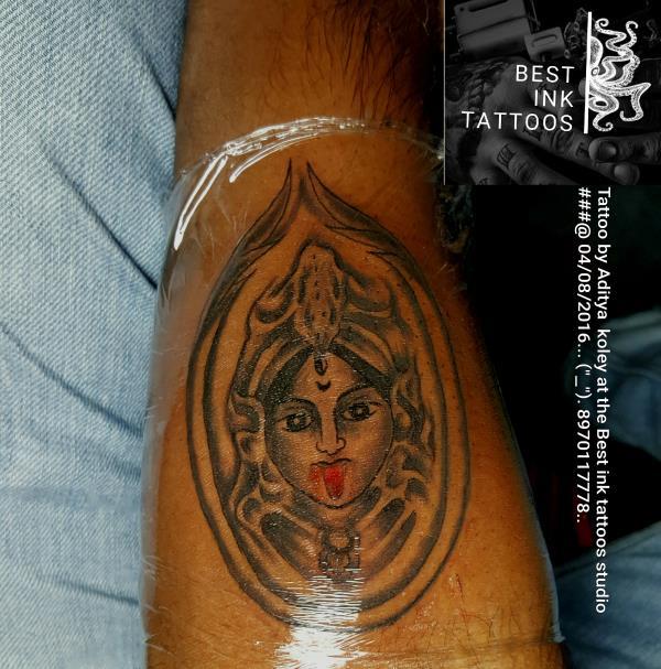 aditya koley tattoo art - by Best Ink Tattoos, Bangalore