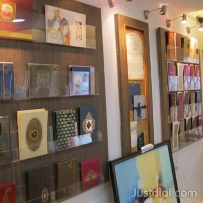 Designers Wedding Cards Showroom in Coimbatore   We are the Leading Manufacturer of Designers Wedding Cards and have showroom at Gandhipuram. We invite all visit our showroom for amazing verity's of Geetings Cards, Wedding Inivtation Cards  - by Priadharsini Cards, Coimbatore