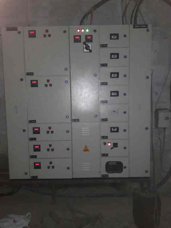 Starter Panel for Dall Mill at rai - by Anand Energy Solution, Delhi