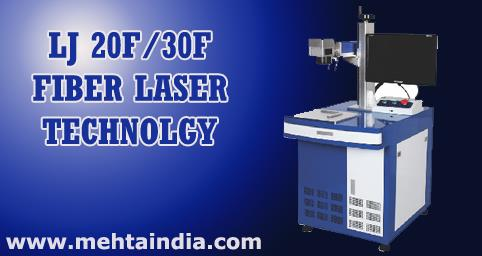 LJ 20F, 30F FIBER LASER TECHNOLGY  Principle & Characteristics  Fiber laser marking is a technique which uses computer-controlled laser beam to leave permanent mark on the surface of various kinds of object. The working principle of fiber l - by MEHTA CAD CAM SYSTEMS PVT LTD, Ahmedabad