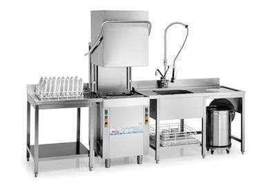 Hoodtype Dishwasher TS103 - by HotelsMart Pvt Ltd, Hyderabad