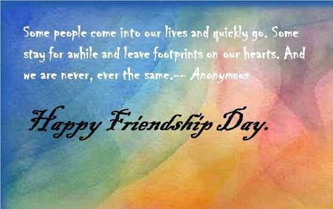 Happy friendship day to all. - by Airborne  Air Hostess Academy, Delhi