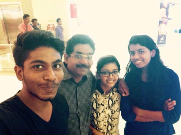 An outing with Kichu, Arya and Ammu. - by Sudheerbabudevalor, Ernakulam