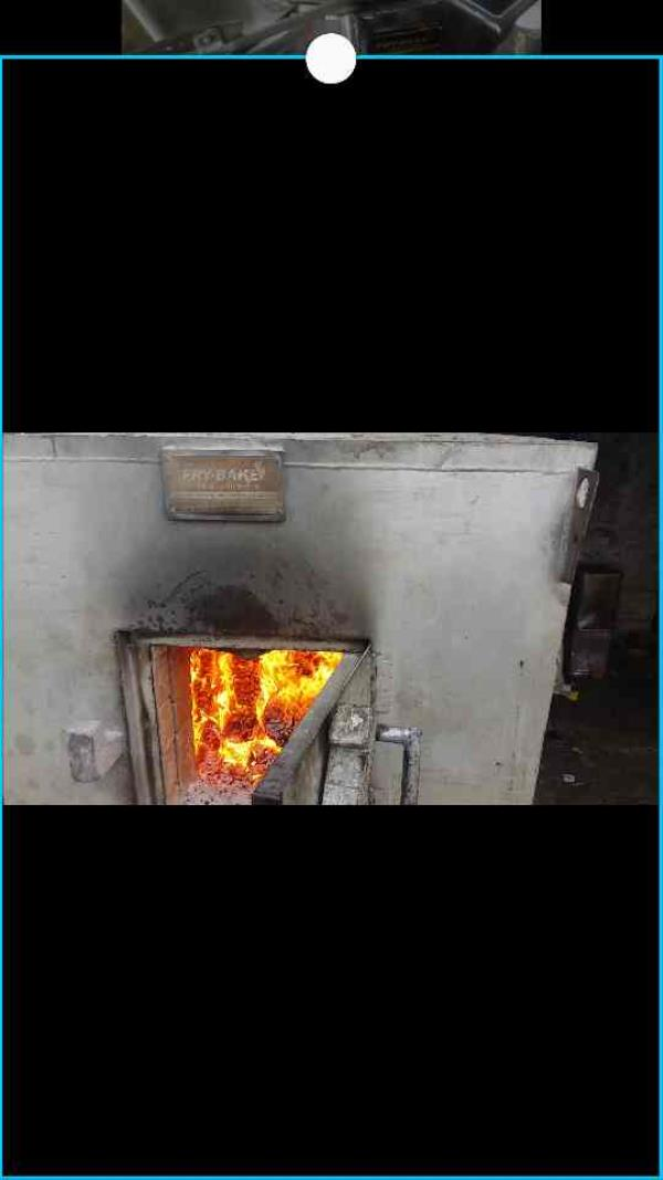 Two Pass Heating Wood Boiler - by Fry Bake Food Equipment, Ahmedabad