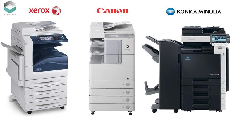 We have expertise in Canon, Xerox & Konica Minolta Copier Machine we copy care enterprise dealing in digital and multification Printers and Wide format Machine.  We are import Recondition Photo Copier Machine From USA, Canada and Zimbabwe I - by Copy Care Enterprise, Ahmedabad