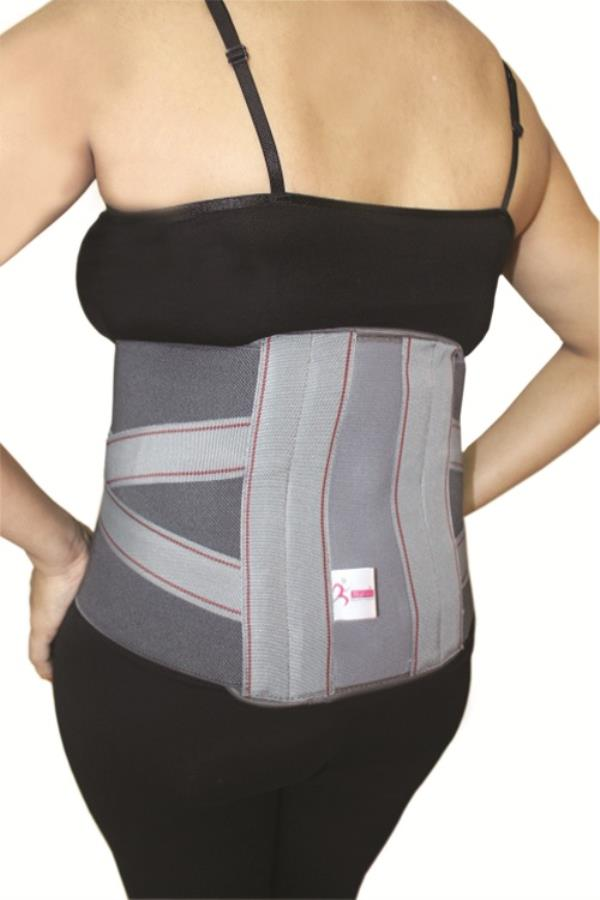 Healcure Lumbu sacral belt available in different sizes to given ideal back support providing relief to the spine
