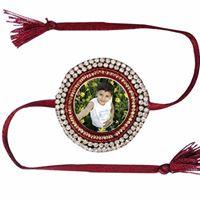 #RakshaBandhan is on 18th Aug, 2016 Personalized Photo #Rakhi's @ Rs.99  Call or WhatsApp to 09030722060 www.zestpics.co.in - by Zestpics, Hyderabad