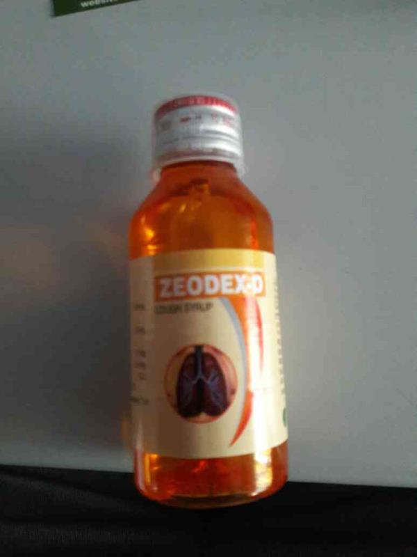 Supplier of Cough syrup in Chennai supplier of Cough syrup in maharashtra zeodex -D is the syrup - by Zeotec Life Science Pvt Ltd, AHMEDABAD