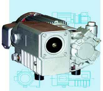 This design is used for industrial applications at coarse and fine vacuum. The increased ability of these smooth running pumps offers high efficiencies and silent running. Some specific Applications:  Dehydration and filtration processes. D - by Leelam Industries, Ahmedabad