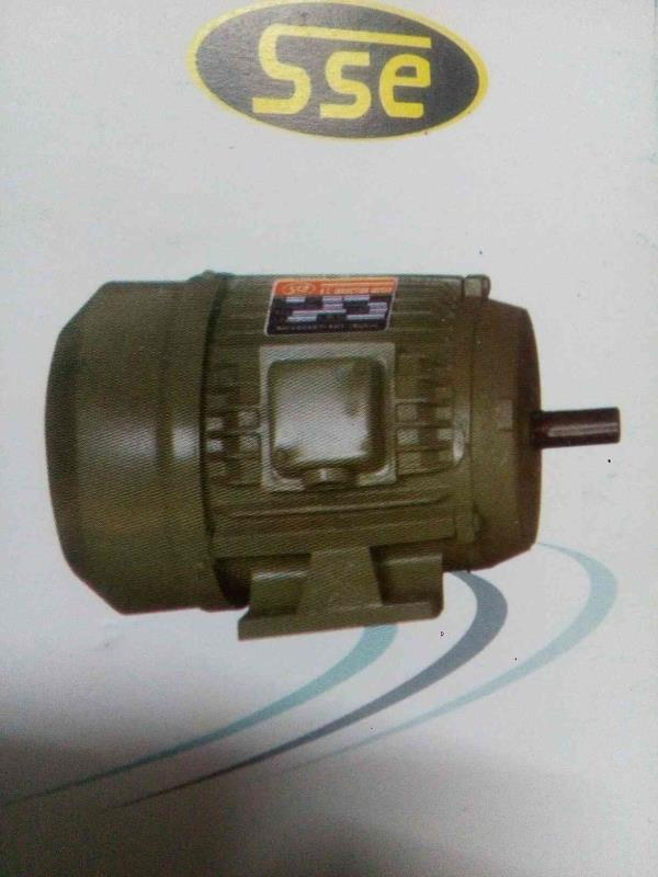 we manufacturing and supplier in Three Phase Electric Motor - by Shiv Shaakti Enterprise, Rajkot