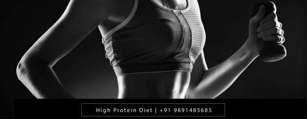Eating the right food at the right time and in proper proportions, as you shed sweat and tears while working out in the gym is just as important to build a great physique. A body grows only when it gets the right kind of fuel at all times,  - by High protein diet | +91 9891485685, South West Delhi