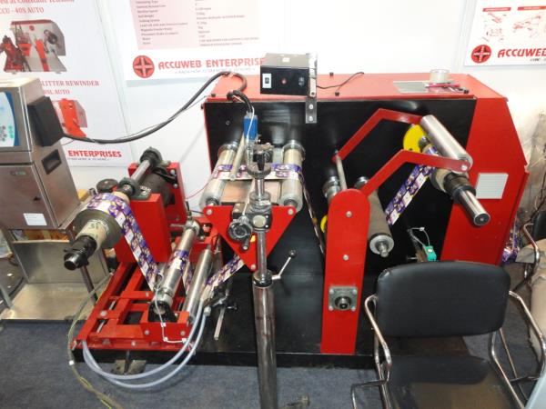 supplier of Doctoring Rewinding Machine in Chennai Supplier of Doctoring Rewinding Machine in Southafrica  www.accuwebenterprises.com www.windingrewinding.com  CEO : Mahesh Pathak +919825052676 - by Accuweb Enterprises, AHMEDABAD