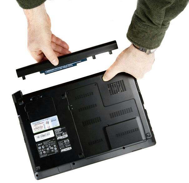 Dealing with all Brands of Laptop Batteries