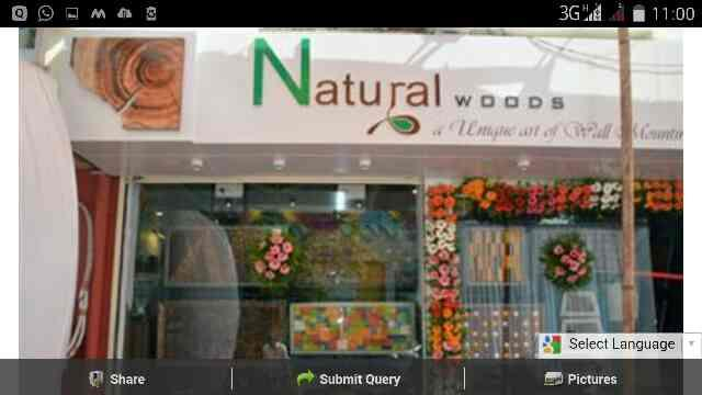 wall mountings in Pune,  Natural Woods Pune and sangli