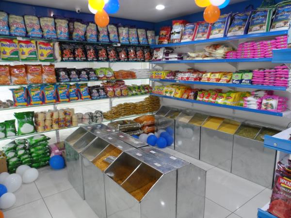 we are manufacturer of supermarket rack in ahmedabad as well as all types of rack manufacturer in ahmedabad gujarat india  #supermarket rack in ahmedabad  - by KRISHNA INTERIO, Ahmedabad