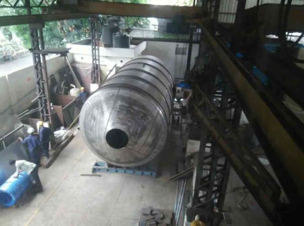 Flash Tank manufacturing in Pune - by SRUJAN ENTERPRISES, Pune