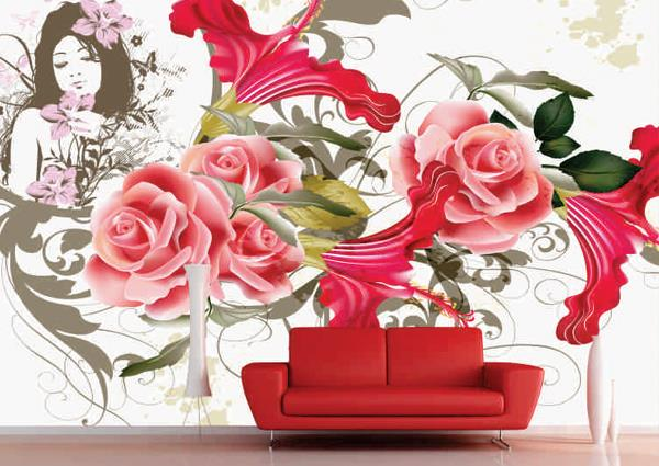 Expert assistance assured for making right choice of wallcoverings  and wallpapers  Choosing the perfect décor and right set of wallcoverings and wallpapers to match your furnishings is an essential part of the home renovation. It can also  - by Top Interior Designers and Architect, Gurgaon