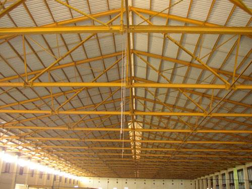 Factory Shed Manufacturers in Chennai We are an able fabricate of Industrial Factory Shed & Structure Developer which is appreciated for variety of patterns, low maintainability, anti-corrosive properties and durability. In addition to fabrication of the range, we also offer them on turnkey basis. These find wide application in engineering and manufacturing domains