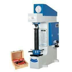 Keeping in mind the ever-evolving requirements of our precious clients, we are engaged in manufacturing, trading, exporting and supplying an exclusive range ofRockwell Hardness Tester. The provided Rockwell Hardness Tester is widely used fo - by Krutam Techno Solutions Pvt Ltd, Vadodara