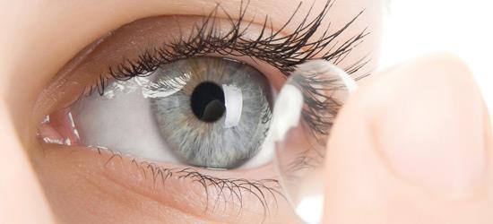 Contact lenses in Kamla Nagar delhi. - by Kandru Eye Wear Pvt. Ltd., Delhi