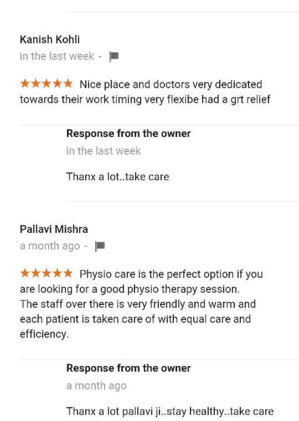 We Provide Highly advanced Physiotherapy Treatment at Physiocare by expert Physiotherapist.