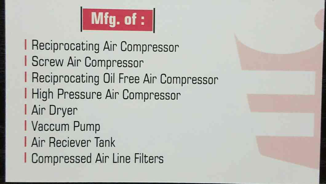 Best Air Compressor Manufacturer in Ahmedabad Gujarat India   - by Empire Compressor Industry, Ahmedabad