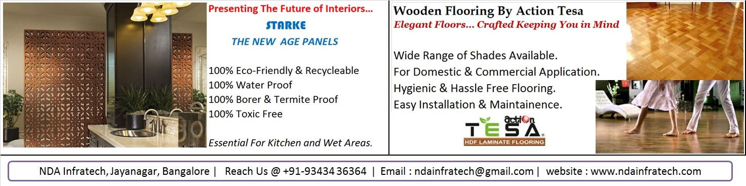 Laminated Wooden Flooring near Jayanagar, JPNagar, BTM Layout  Upgrade your interiors with the latest designs from our Wooden Flooring Range. Visit Us or Call Us to avail Independence Day Offers.