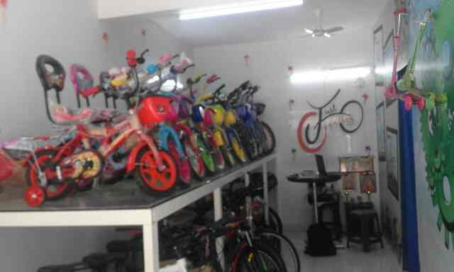 Bicycle store ear to ajmeer apatment electronic city
