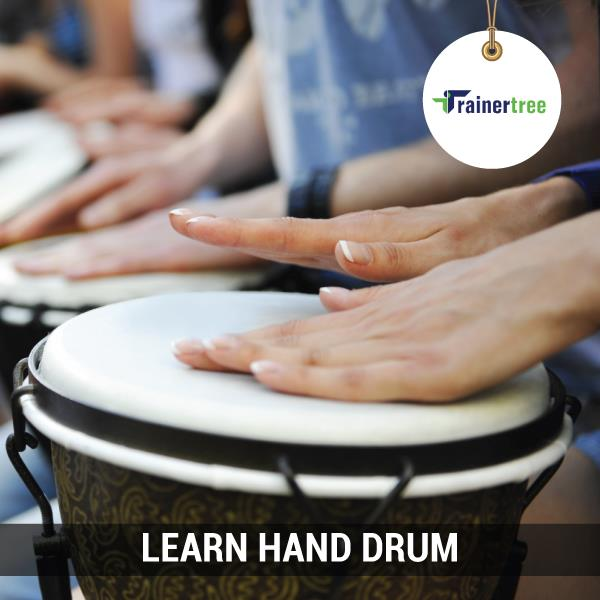 Search, locate and connect to a  suitable music teacher in your locality.   Visit our website and play like a pro! www.trainertree.com  Learn any musical instrument. Learn Hand drum with TrainerTree.  Hand drum teacher in Delhi. Hand dru - by TrainerTree, New Delhi