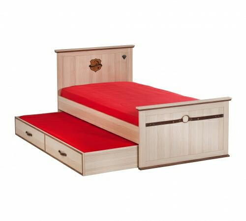 Give a  royal look to your child's bedroom with CILEK'S Royal single XL bed. - by KK Enterprise, Rajkot