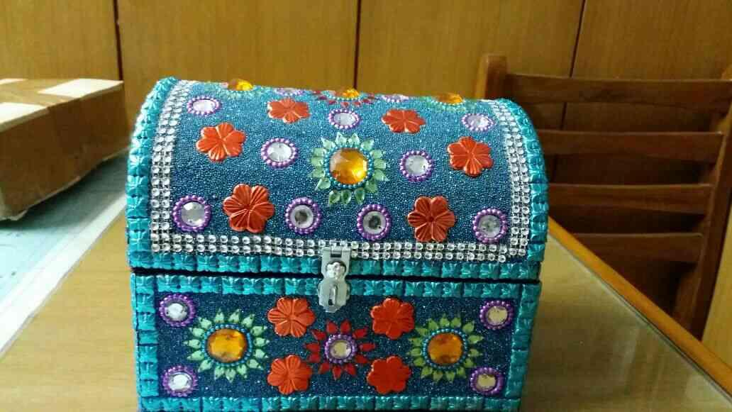Arabic Jewelry Boxes - by FRAGRANCE OF INDIA, Delhi