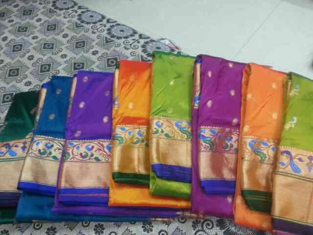 bigborder pathhnisaree - by Sagar Handicraft, Rajkot