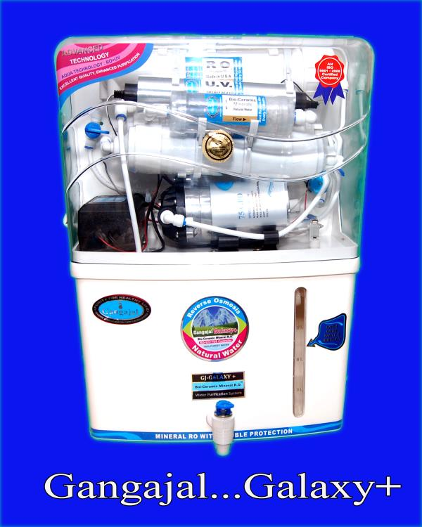 Gangajal - Super Ultimate-7 Price. 14990/- RO+UV+TDSC+Bio-Ceramic Mineral technology  veery fast water  production give to us sweet and testy water   for more info. www.gangajalro.in - by Gangajal RO Systems Pvt Ltd, New Delhi