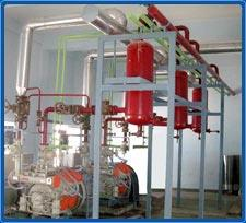 We are total solution providers for refrigeration and air conditioning. We also take up turn key projects. We have the largest range of products in the industry, We are manufacturer of ammonia refrigeration plant, freon refrigeration plant, brine chiller, air chiller, water chiller, cold rooms , cold storage chambers, cooling towers and bulk milk cooler.