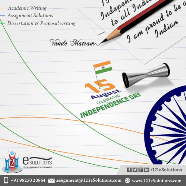 We Are Feel Proud To Be An Indian... Love Our Nation #Happy_Independence_Day - by 121eSolutions, London