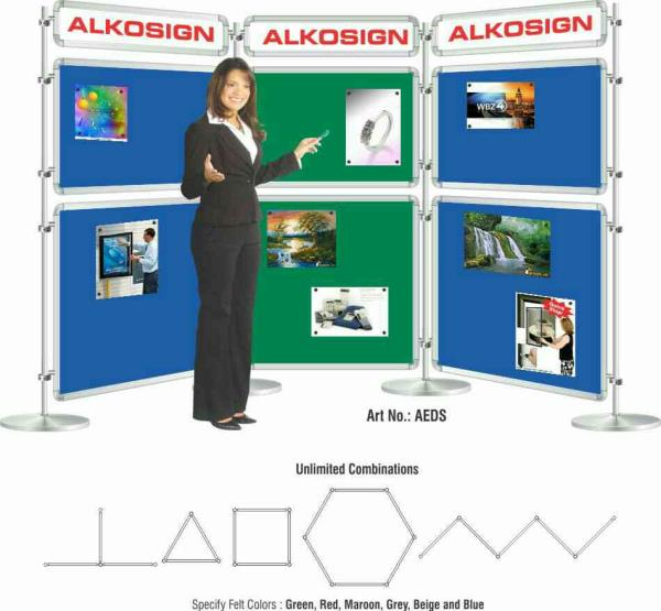 Alkosign Display Board  We supplies Alkosign astra and non-astra board.   Consult to supply Alkosign white boards in Bihar. - by ARVEE ASSOCIATES, Gaya